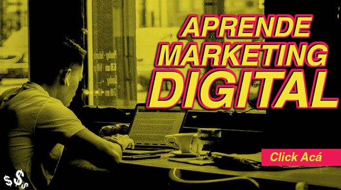 ¿Donde aprender comercio digital?