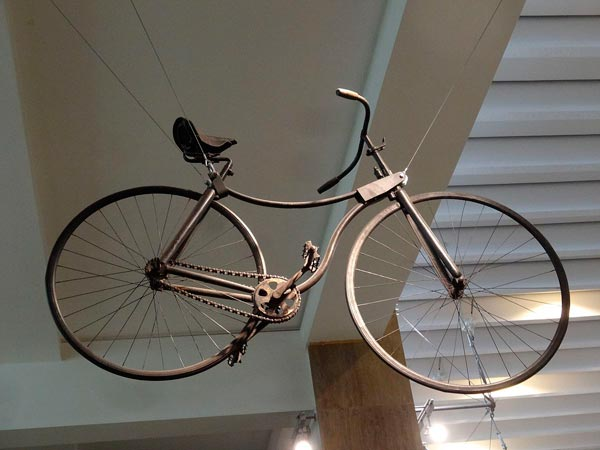 Safety Bicycle  Harry John Lawson.