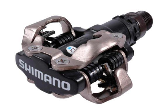 Pedales automáticos shimano de piñon fijo bicicleta
