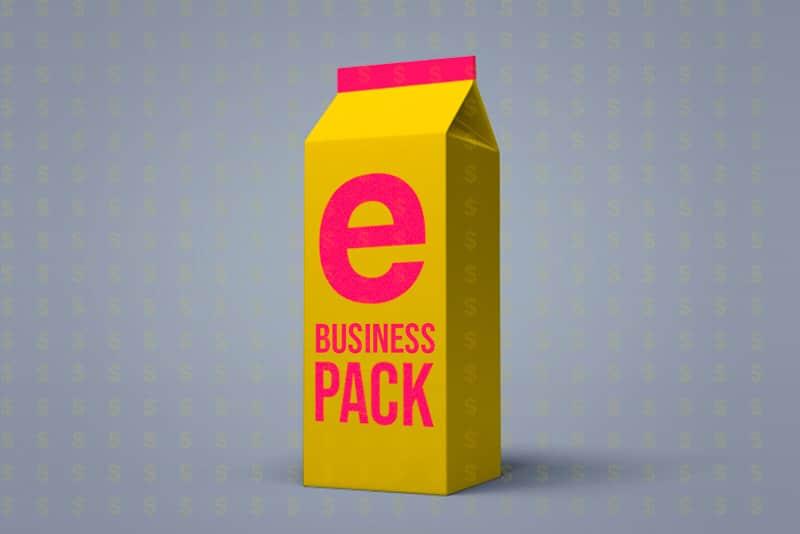 e business pack ahora se llama MEGA PACK