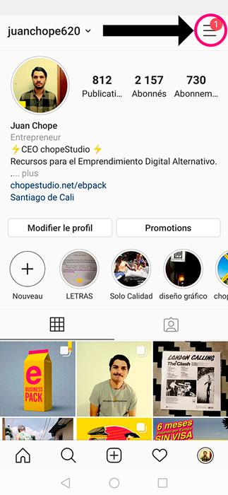 ¿Cómo verificar mi perfil de instagram?