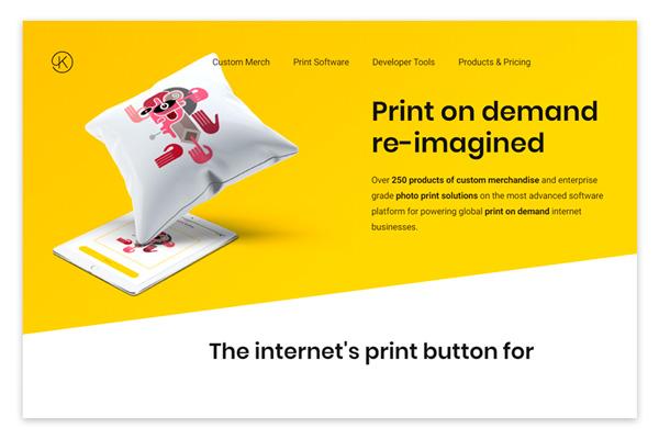 Kite Print On demand
